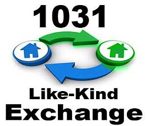 Avoid Capital Gains Tax--1031 Exchange