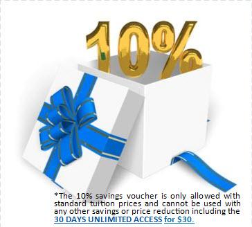 save 10 percent on insurance ce