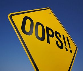 Common Errors to Avoid